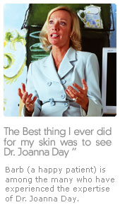 Dr. Joanna Day Experience